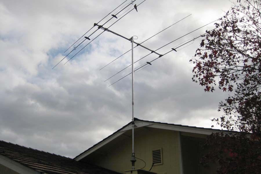 Ae6k Antenna Project
