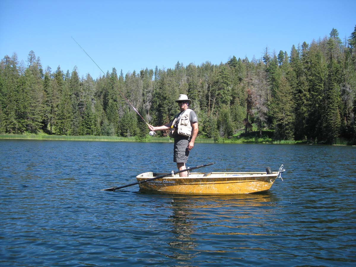 Fly fishing trip to eastern washington for Fly fishing washington state